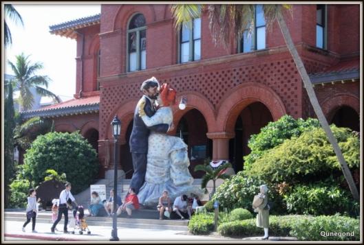 Key West Sanat ve Tarih Müzesi Girişi - Florida