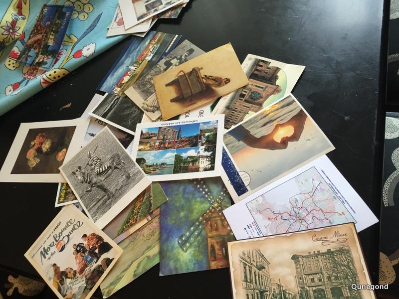 Прикольные картинки, открытки проекта посткроссинг