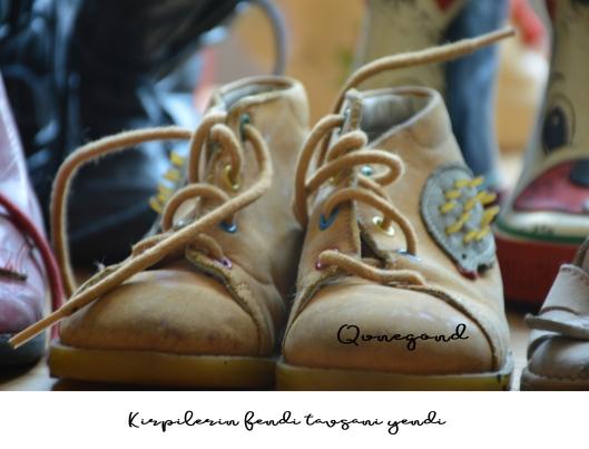 kirpi ayakkabi